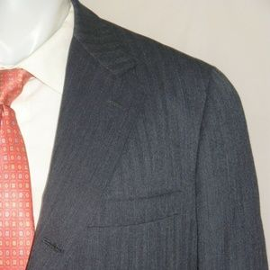 Brooks Brothers Makers Vintage Three Roll Two Suit
